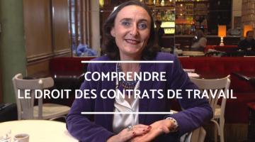 Comprendre le droit des contrats de travail
