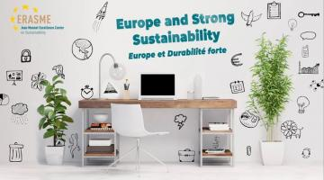 Durabilité forte en Europe - « Strong sustainability and Europe »