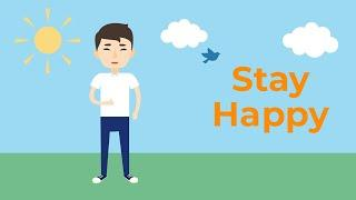 5 Ways to Stay Happy | Brian Tracy