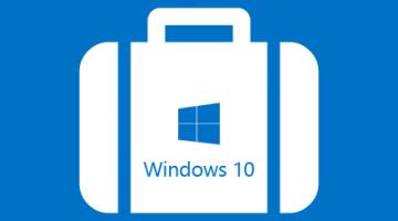 Windows 10 pour l'entreprise