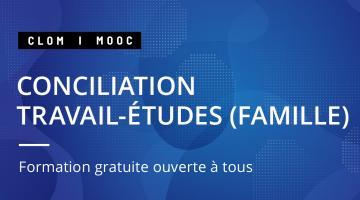 Conciliation travail-études (famille)