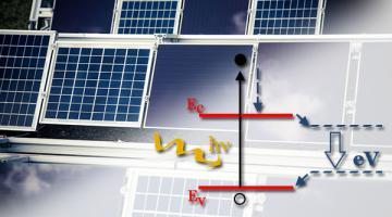Physique des cellules solaires au silicium