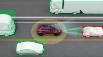 Sensor Fusion and Non-linear Filtering for Automotive Systems