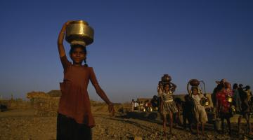 Water: The Essential Resource