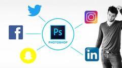 Créer vos visuels pour les Réseaux Sociaux avec Photoshop