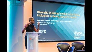 Diversity is Being Invited to the Party: Inclusion is Being Asked to Dance