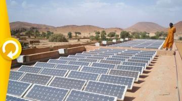 La transition énergétique : les clés du développement durable de l'Europe et de l'Afrique