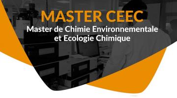 Master de Chimie Environnementale et Ecologie Chimique