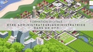 Être administrateur/administratrice dans un Office Public de l'Habitat
