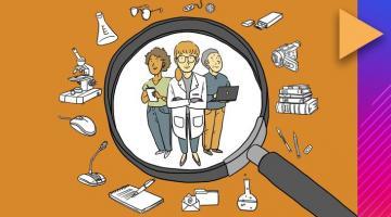 Têtes chercheuses, les métiers de la recherche