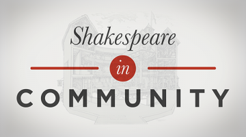 Shakespeare in Community