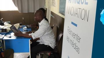 Afrique innovation : MOOC Journaliste