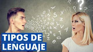 Tipos de lenguaje, características y ejemplos