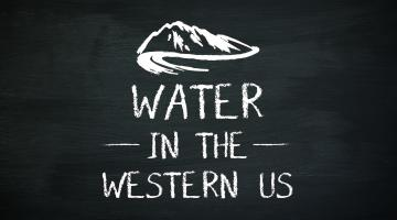 Water in the Western United States