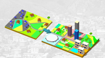 Entrepreneurial Land Redevelopment Approach: Land Readjustment