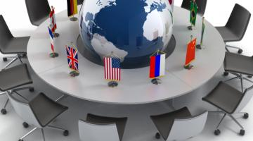 Global Diplomacy: the United Nations in the World