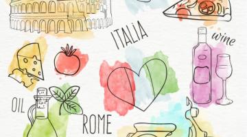 Initiation à l'italien