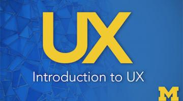 Introduction to User Experience