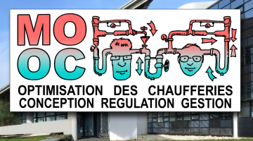 Optimisation des chaufferies : conception - régulation - gestion