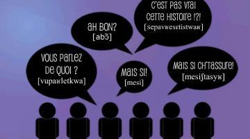 Sons, communication & parole