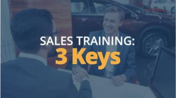 Sales Training: 3 Keys to Build Customer Loyalty