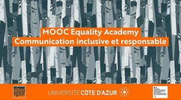 Equality Academy: communication inclusive et responsable