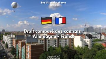Droit comparé des contrats : Allemagne - France