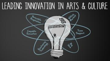 Leading Innovation in Arts and Culture