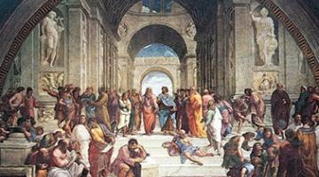 Plato, Socrates, and the Birth of Western Philosophy   西方哲学精神探源