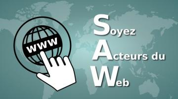 Soyez acteurs du web