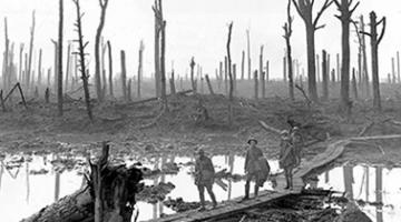 第一次世界大战与现代哲学