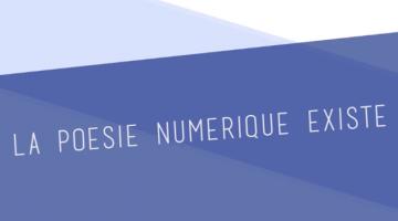 Poésie Numérique : la naissance d'un champ