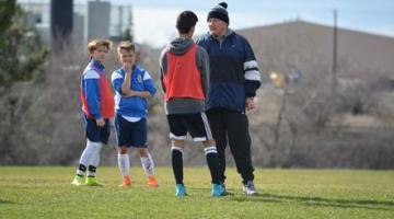 Youth Football Coaching: Developing Creative Players
