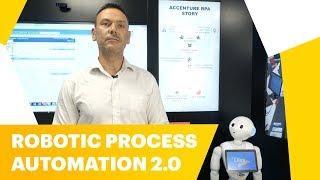 RPA 2.0 : l'IA décuple la productivité des tâches répétitives