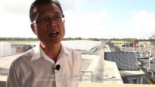 SUNREF : Le soleil de l'île Maurice, source inépuisable d'énergie