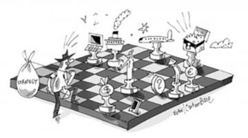Les fondements de la stratégie d'entreprise