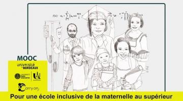 Pour une école inclusive de la maternelle au supérieur