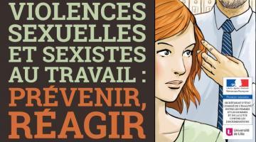 Violences sexuelles et sexistes au travail : prévenir et réagir