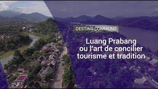 Luang Prabang ou l'art de concilier tourisme et tradition