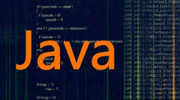 面向对象程序设计——Java语言