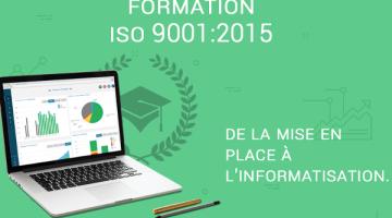 Mettre en place et informatiser vos processus ISO 9001