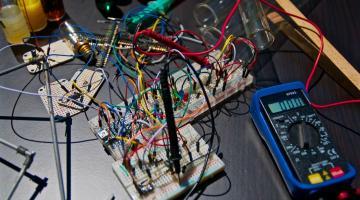 Initiez-vous à l'électronique embarquée, capteurs et actionneurs