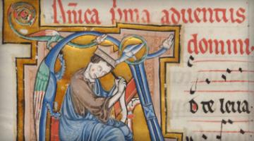 中世纪手稿的制作与意义