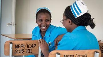 Soins infirmiers en VIH pédiatrique