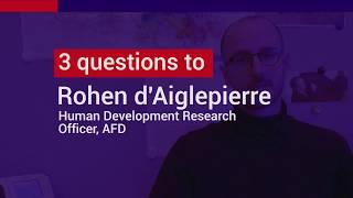 Rohen d'Aiglepierre : education in sub-Saharian Africa