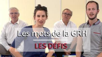 Les mots de la GRH : défis