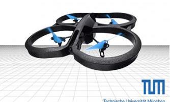 飞行机器人的自动导航技术