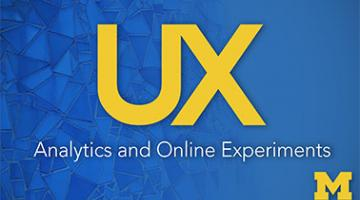 UX Research at Scale: Analytics and Online Experiments