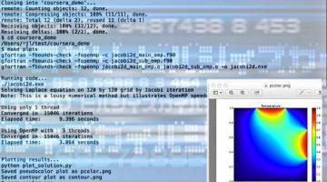 High Performance Scientific Computing