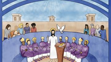 Connaître Jésus-Christ avec l'Église antique